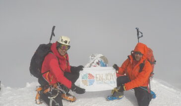 Elbrus summit Enjoy